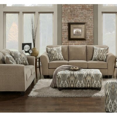 Drury 2 Piece Living Room Set