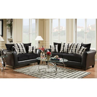 Brust 2 Piece Living Room Set