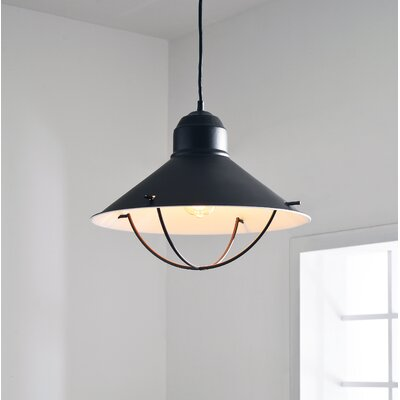 Yadira 1-Light Pendant Finish: Oil Rubbed Bronze