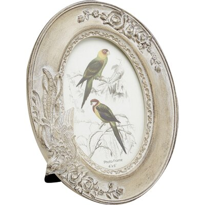 Oval Floral Picture Frame CST51163 34942018