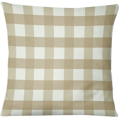 Ophelie Throw Pillow Size: 16 H x 16 W, Color: Yellow