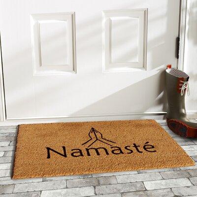 Namast� Doormat