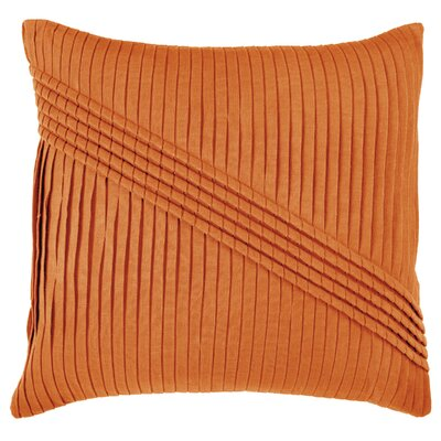 Dakira  Pillow Cover Color: Orange