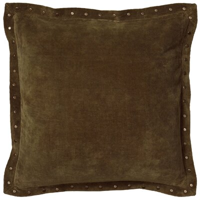 Dahlina Pillow Cover Color: Green