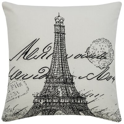 Charlynne  Cotton Throw Pillow