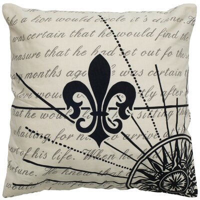 Corabelle Letter Throw Pillow