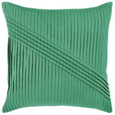Dakira Throw Pillow Color: Teal