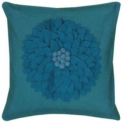 Dakote  Pillow Cover Color: Turquoise