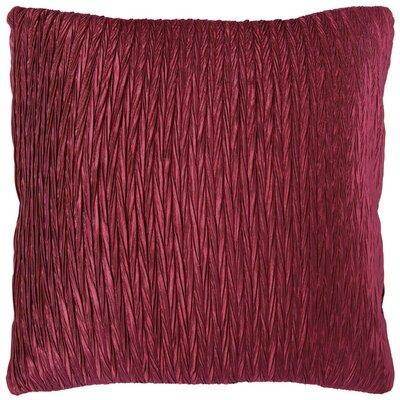 Ba Throw Pillow Color: Maroon