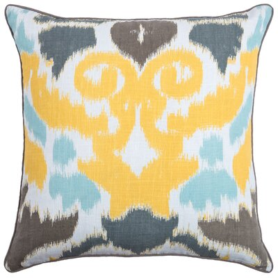 Chas Cotton Throw Pillow