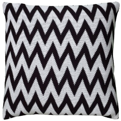 Dahlye  Pillow Cover Color: Black