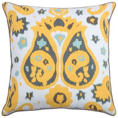 Chasa Dee  Cotton Throw Pillow