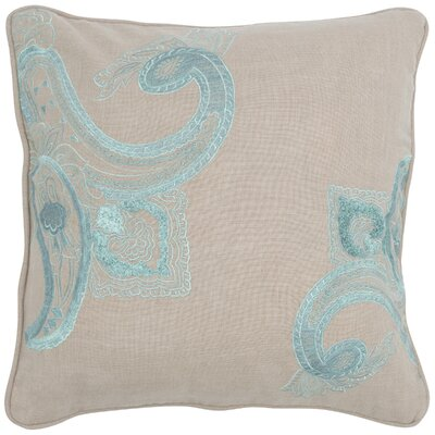 Charley Cotton Throw Pillow