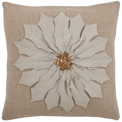 Cyntra  Pillow Color: White