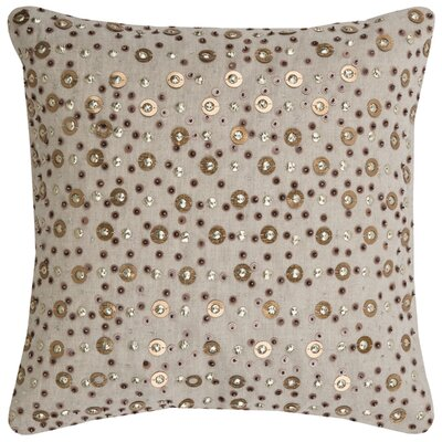 Charnette  Cotton Throw Pillow