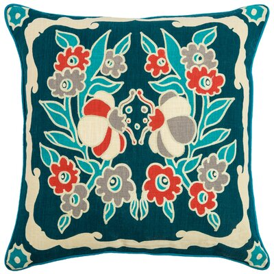 Charil  Cotton Floor Pillow