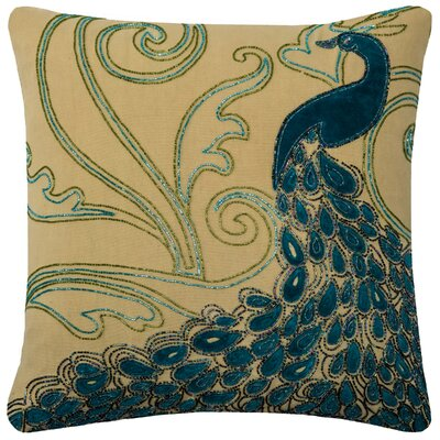 Charolot  Cotton Throw Pillow