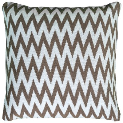 Dahlye  Pillow Cover Color: Gray