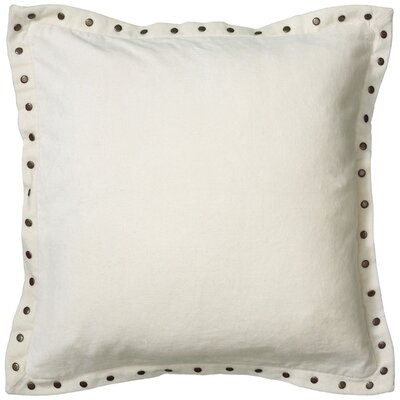 Dahlina Pillow Cover Color: White