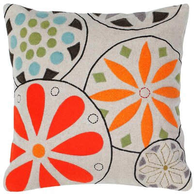 Destiney Wool Throw Pillow