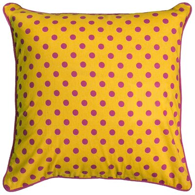 Belarmina  Cotton Throw Pillow