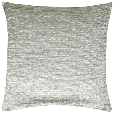 Ba Throw Pillow Color: Siver