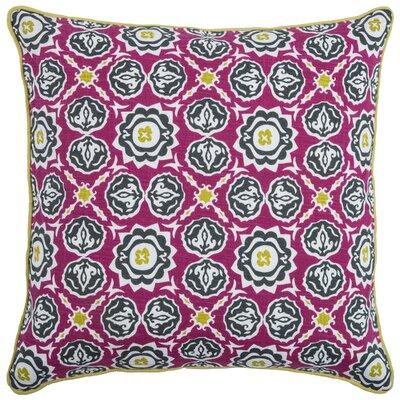 Chasadie  Cotton Throw Pillow