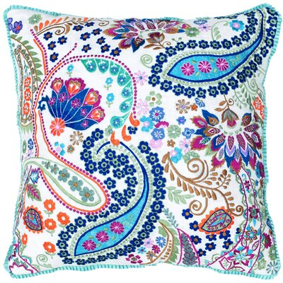 Charlise  Cotton Throw Pillow