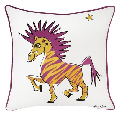 Belen Cotton Throw Pillow