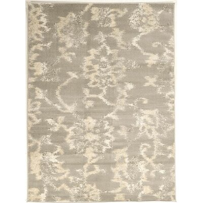 Dakota Gray Area Rug Rug Size: Runner 22 x 77