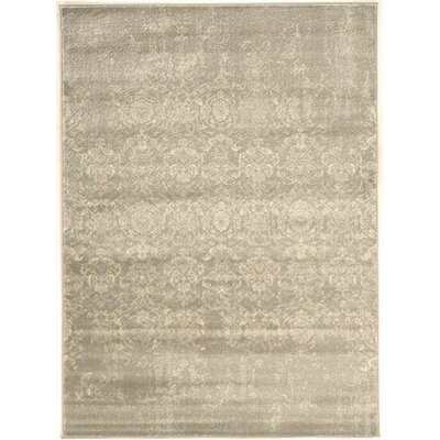Kingfisher Gray Area Rug Rug Size: 710 x 102
