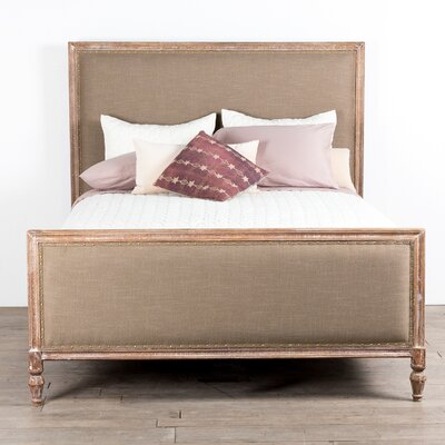 Wilhelmina Queen Upholstered Platform Bed Size: California King