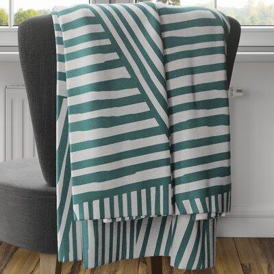 Orion Fleece Blanket Size: 80 L x 60 W, Color: Teal