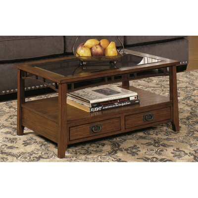 Landrienne Rectangular Coffee Table