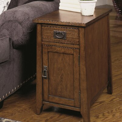 Landrienne Chairside Table