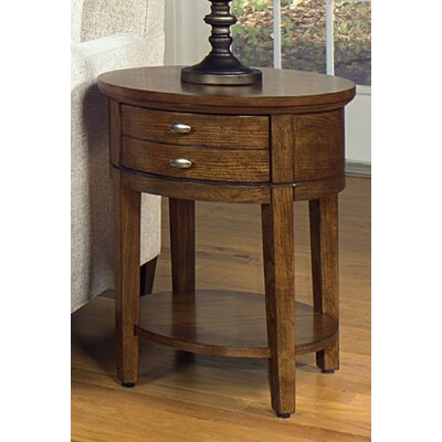 Weybossett Round End Table