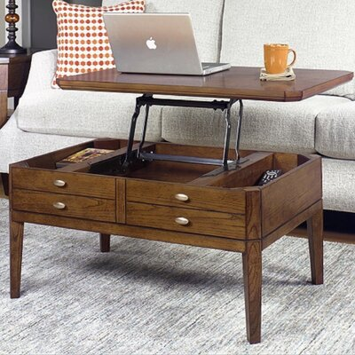 Weybossett Coffee Table with Lift Top