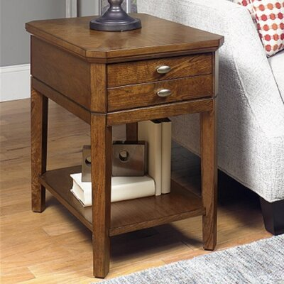 Weybossett Rectangular End Table