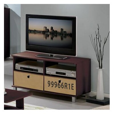 37.8 TV Stand Color: Espresso