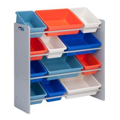 Irwin Sort and Store Toy Organizer Finish: Gray ZMIE3299 39893372