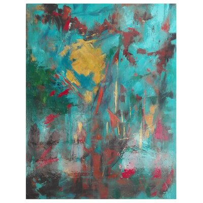 'Synchronicity' Original Painting on Wrapped Canvas