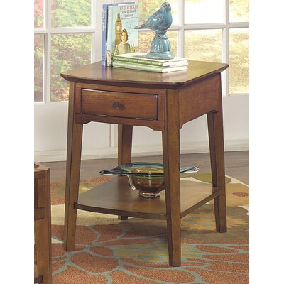 Waynesville Rectangular End Table