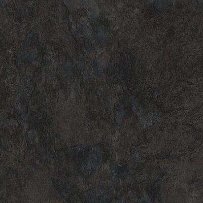 Seascape Nominal 18 x 36 x 5mm WPC Luxury Vinyl Tile in Black