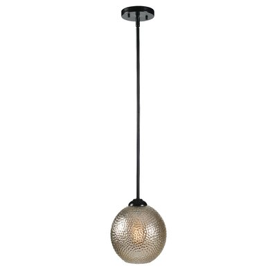 Swiridoff 1-Light Globe Pendant