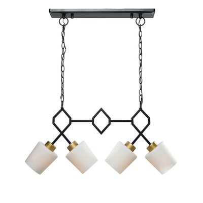 Duncanson 4-Light Kitchen Island Pendant