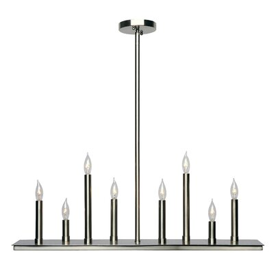 Quy 8-Light Kitchen Island Pendant