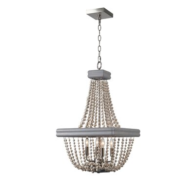 Easton 4-Light Mini Chandelier