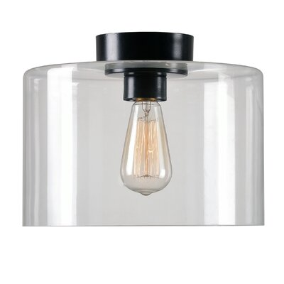 Ronna 1-Light Flush Mount