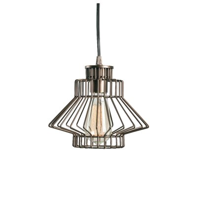 Pritts Swag 1-Light Mini Pendant