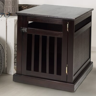 Chappy Wood Slats Pet Crate
